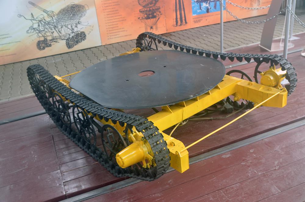 Как сделано гусеничная платформа