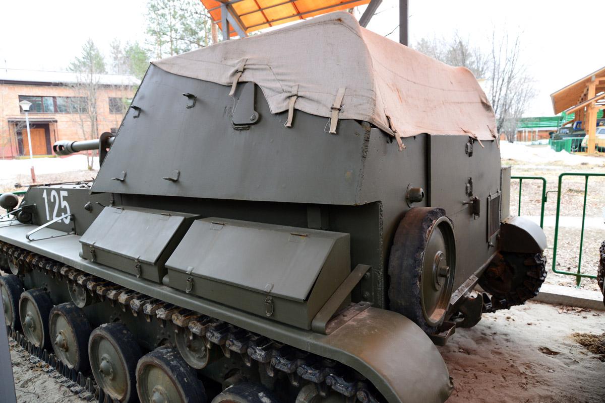 Ответить на Насчет танков с открытой рубкой