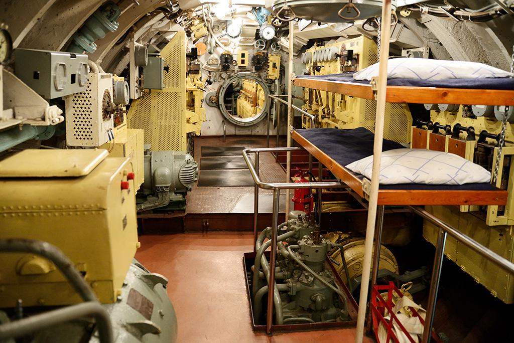 Что такое корма на подводной лодке