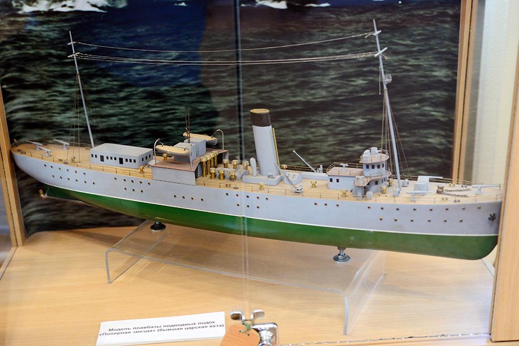 подводные лодки балтийского флота