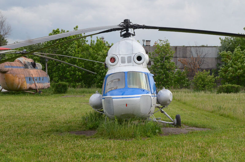вертолёты фото ссср